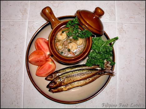 Ginisang Monggo - Mung Bean Soup