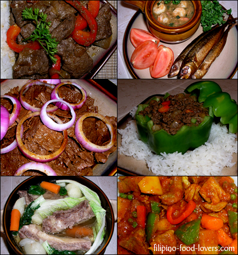 Philippine Food Going for Seconds in t...