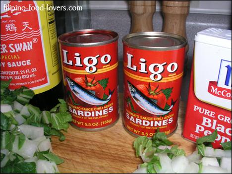 Sardines - Ligo Brand