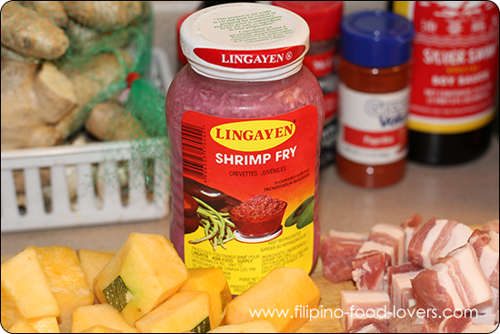 Bagoong Alamang - Shrimp Paste