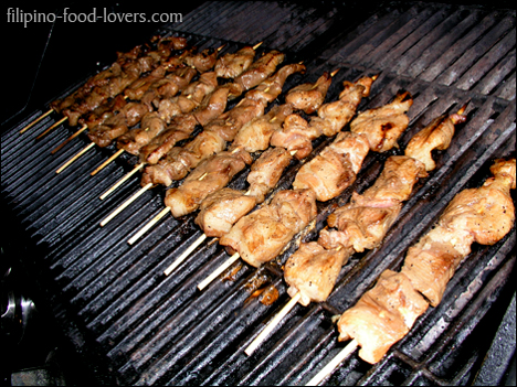 Pork Shish-Kabobs