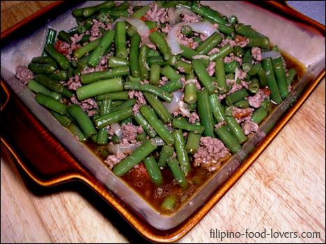 Sautéed Baguio Beans