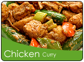 Pinoy chicken curry