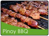 Inihaw na baboy sa stick a classic Filipino street food