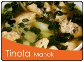 Tinolang Manok - Ginger Chicken Soup