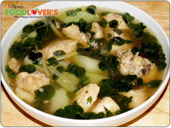 Tinolang Manok / Ginger Chicken Soup