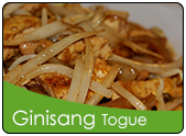 Ginisang Togue
