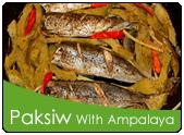 Paksiw na Galunggung with Ampalaya