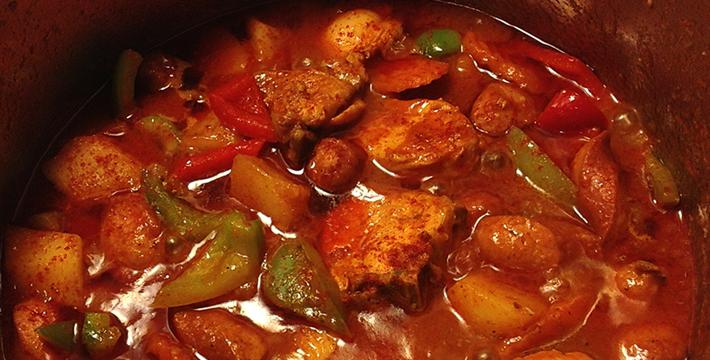 Chicken afritada video recipe filipino food lovers forumfinder Gallery