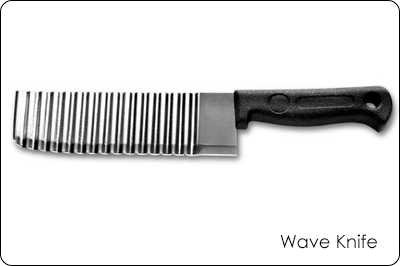 Wave Knife