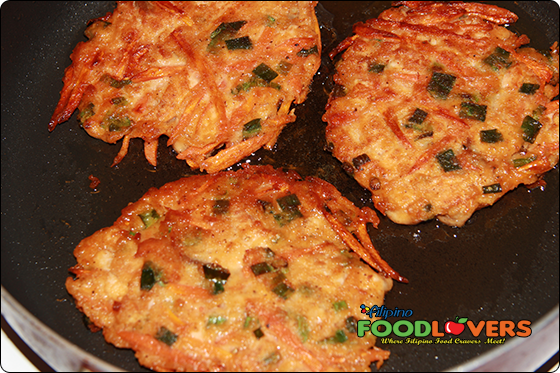 Fried Fish Cakes