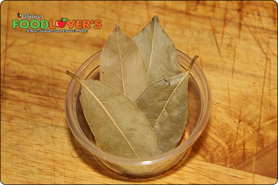 Bay leaf / Laurel